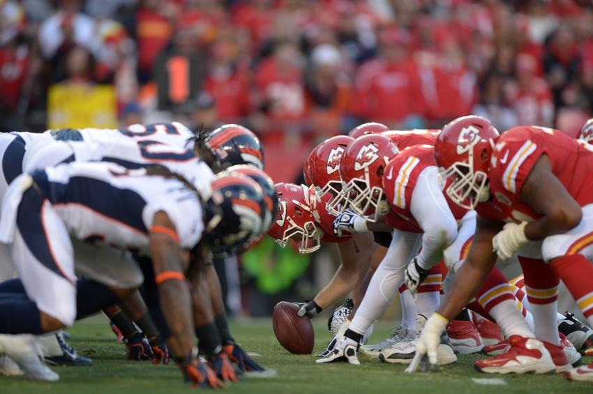 Kansas City Chiefs vs. Denver Broncos at Arrowhead Stadium