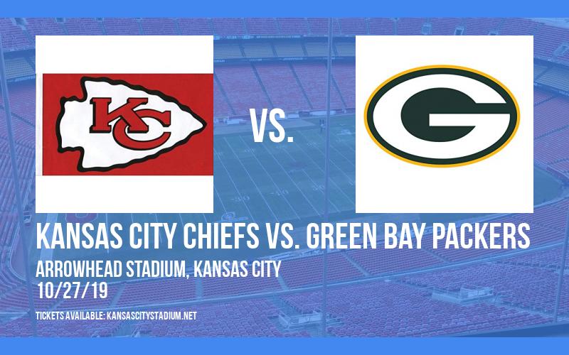 Kansas City Chiefs vs. Green Bay Packers at Arrowhead Stadium