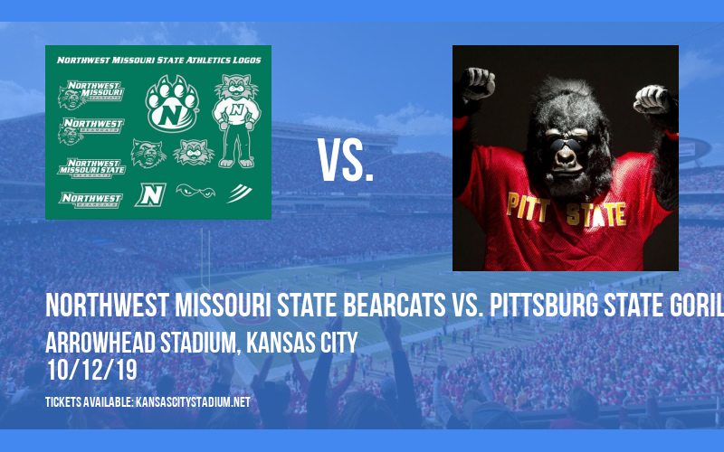 Northwest Missouri State Bearcats vs. Pittsburg State Gorillas at Arrowhead Stadium