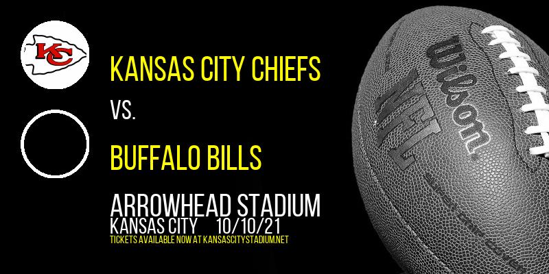 Kansas City Chiefs vs. Buffalo Bills at Arrowhead Stadium