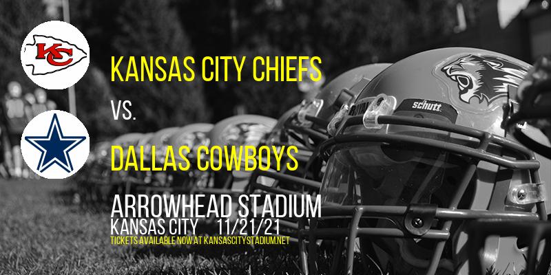 Kansas City Chiefs vs. Dallas Cowboys at Arrowhead Stadium